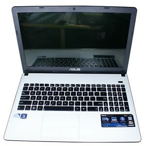 Genuine ASUS F501A Laptop Intel Pentium B970 2.3 GHz 500GB HDD 4GB RAM WIN10