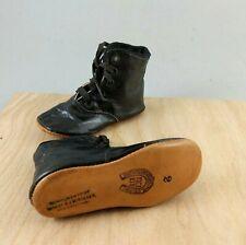 Vintage Baby Shoes Vici Kid Robert Foerderer Philadelphia Pennsylvania Size 2