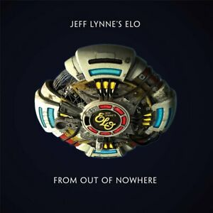 Jeff Lynne Electric Light Orchestra From Out Of Nowhere 1LP Noir Vinyle