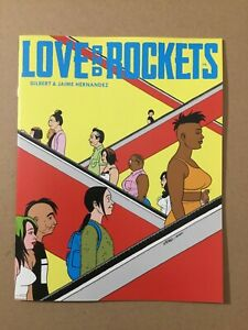 LOVE & Rockets #9 Fantagraphics 2020