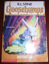 Goosebumps: Bad Hare Day No. 41 by R. L. Stine Paperback Very good condition!