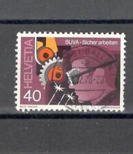 SVIZZERA CH 1064 - 1978 LAVORO - MAZZETTA  DI 5 - VEDI FOTO