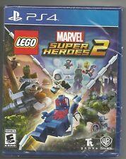 LEGO Marvel Superheroes 2 . BRAND NEW . sealed . Sony Playstation 4