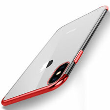 Case for iPhone XS MAX XR X Luxury Ultra Slim Shockproof Bumper Cover Apple