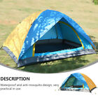 2Person Outdoor Pop-Up Tent Beach Shade Sun Shelter UV Protection Camping Awning