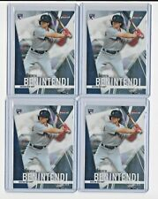 2017 Topps Finest #66 Andrew Benintendi RC LOT OF 4   Boston Red Sox Rookie $$