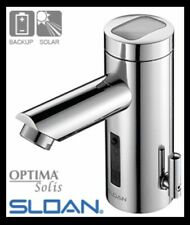 Sloan Optima Sensor Faucet With Mixer