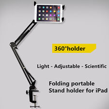360 degree flexible rotation universal cellphone tablet iphone ipad holder stand