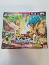 Dragonball Super TCG Destroyer Kings Sealed Booster Box DBS