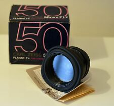 Carl Zeiss 50mm f1.7 Lens for Contax / Yashica