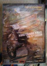 New Sealed Red Bull Romaniacs Hard Enduro Rally 5th Edition DVD Enduro Motocross