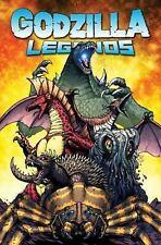 Godzilla Legends Curnow Prezenkowski Soft Cover 10.0 Gem Mint Perfect Condition