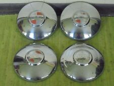 65 66 67 68 69 70 71 Kaiser JEEP Dog Dish HUBCAPS Set of 4 Hub Caps