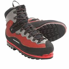 """Mad Rock """"Alpinist"""" Alpine Mountaineering Boots Red US 6 Climbing"""