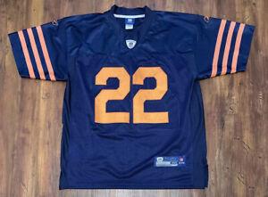 Vintage Reebok NFL Chicago Bears Matt Forte #22 Stitched Jersey Size 48