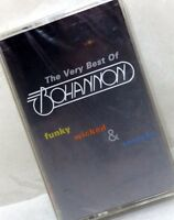 HAMILTON BOHANNON The Very Best Of (RARE 1995 Cassette Rhino) NEW SEALED