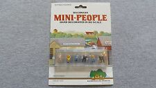 "Bachmann HO Scale Mini-People ""Sitting Figures""  #42331"