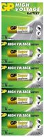 5 Pcs GP 27A GP27A 12V Alkaline Remote Battery new