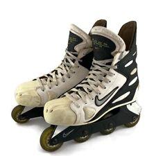 Vintage Nike Zoom Air Mens Street Hockey Roller Blades Inline Skates Size 11