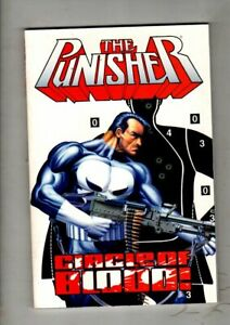 THE PUNISHER 'CIRCLE OF BLOOD , 2001 1ST PRINT