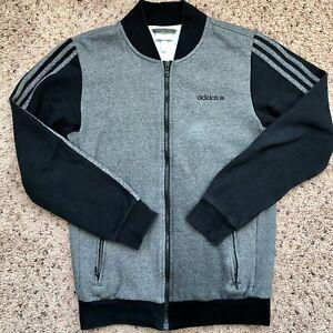 Adidas Neo Mens Jacket, Size Small, Gray