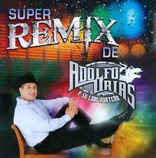 Urias, Adolfo Y Su Lobo Nor...-Super Remix De... CD Like NEW