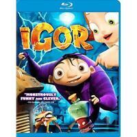 Igor (Blu-ray Disc, 2009, Widescreen)