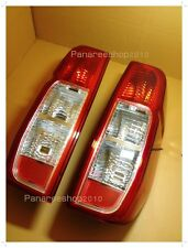 PAIR REAR TAIL LIGHT LAMP FOR NISSAN NAVARA D40 2005-12 06 07 08 PICKUP FRONTIER