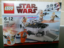 LEGO STAR WARS - 8083 Rebel Trooper Battle Pack *Brand New In Sealed Box*