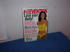 """PREVENTION  MAGAZINE."""" MIRACLE FOODS  EAT THESE  LOSE WEIGHT """" MARCH,   1999"""