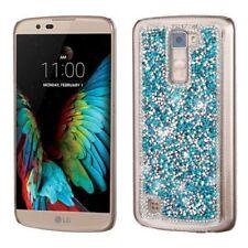 Étuis, housses et coques bleus Pour LG K10 pour téléphone mobile et assistant personnel (PDA) LG