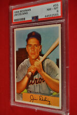 1954 Bowman - Jim Selsing - #55 - PSA 8 - NM-MT