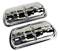 New VW Type 1 Clip-on Chrome Valve Covers 8905 VW Beetle