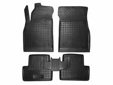 Rubber Car Floor Mats All Weather Custom Fit Chevrolet CRUZE 2009-2016 SD SW HB