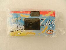 appareil photos jetable zig zag publicité frites Aviko