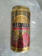 Puerto Rico Medalla Light Beer Limited Edition 2020 Xmass Can Alexis Diaz 🇵🇷