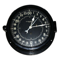Chelsea Clock Co. Military U.S. Navy Ship Clock