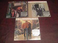 BOB DYLAN DESIRE FREEWHEELIN HARDING  JAPAN Replica OBI 3 CDS ONE TIME SPECIAL