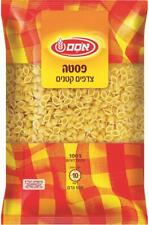 Small Seashells Pasta Conchigliette Durum Wheat Kosher Product Osem 500g