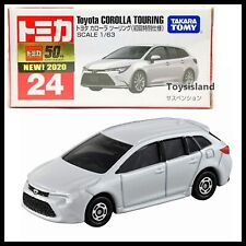 TOMICA 24 Toyota Corolla Touring 1/63 TOMY 2020 April New First Edition