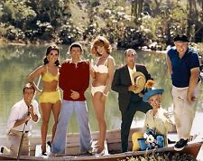 GILLIGAN'S ISLAND CAST TV SHOW 1960'S 8X10 GLOSSY PHOTO PHOTOGRAPH PICTURE