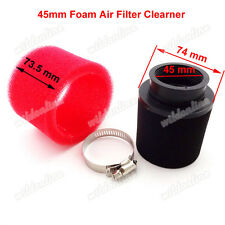 45mm Foam Air Filter For Mikuni VM26 30mm Molkt 26mm Carburetor Pit Dirt Bike