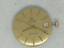 Tissot Men's Wristwatch Movement - Caliber 782-1  17 Jewels - Vintage Rare Swiss