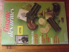 $$6 Revue Gazette des armes N°147 Derringer & Co  Mauser 98k lunette  IRA  MAG