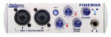 Firebox Presonus FireWire Midi Interface Recording Soundcard