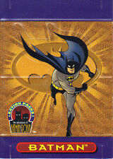 The Adventures of Batman & Robin Action Packs Promo Card P1 Pop-Up (SkyBox 1996)