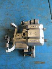 2004 Suzuki Burgman AN400 rear brake caliper and hand brake mechanism 20774m