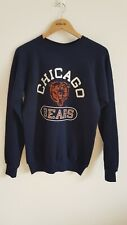 Champion real vintage 80x made in USA sweatshirt NEW size M Chicago Bears