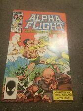 Alpha Flight #15 (Oct 1984, Marvel) NM! Never Read! 99 Cent Opening Bid