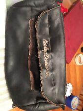 Leather Harley Davidson Handlebar/Fork Bag